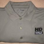 Bedrijfslogo Borduren op Polo Shirt
